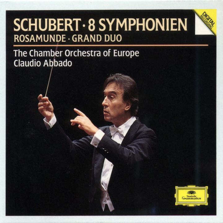 Schubert: Symphony No.9 & Rosamunde Overture 0028942365122