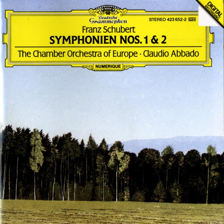Sinfonien Nr. 1 D-dur D 82 & Nr. 2 B-dur D 125 0028942365225