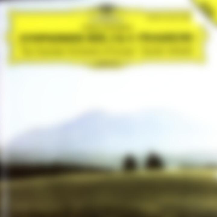 """Sinfonien Nr. 3 D-dur D 200 & Nr. 4 c-moll D 417 """"Tragische"""" 0028942365328"""