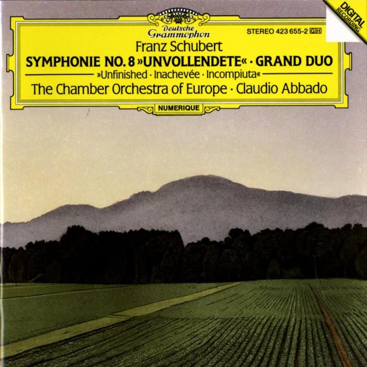 "Sinfonie Nr. 8 h-moll D 759 ""Die Unvollendete""; Grand Duo C-dur D 812 0028942365524"