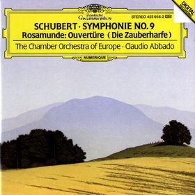 Franz Schubert, Sinfonie Nr. 9 C-dur D 944, Rosamunde-Ouvertüre D 644, 00028942365629
