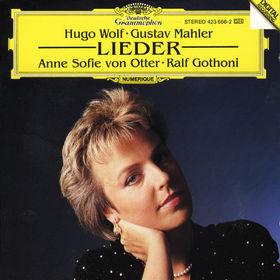 Hugo Wolf, Lieder, 00028942366626