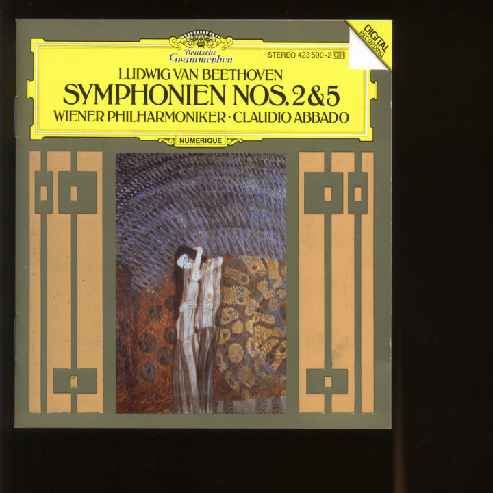 Beethoven: Symphonies Nos. 2 & 5 0028942359020