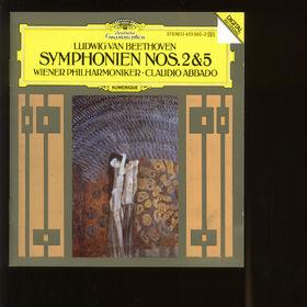 Ludwig van Beethoven, Sinfonien Nr. 2 D-dur op. 36 & Nr. 5 c-moll op. 67, 00028942359024