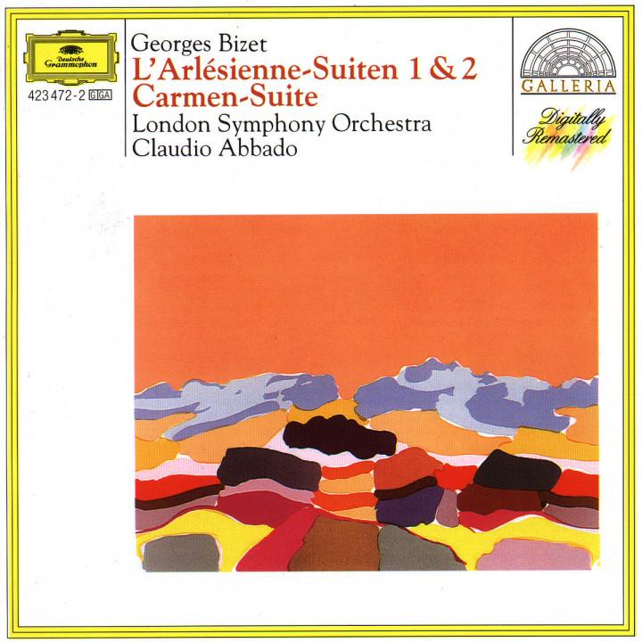 Bizet: L'Arlésienne Suites Nos.1 & 2; Carmen Suite No.1 0028942347221