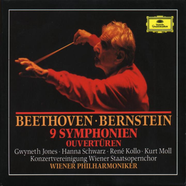 9 Sinfonien; Ouvertüren 0028942348129