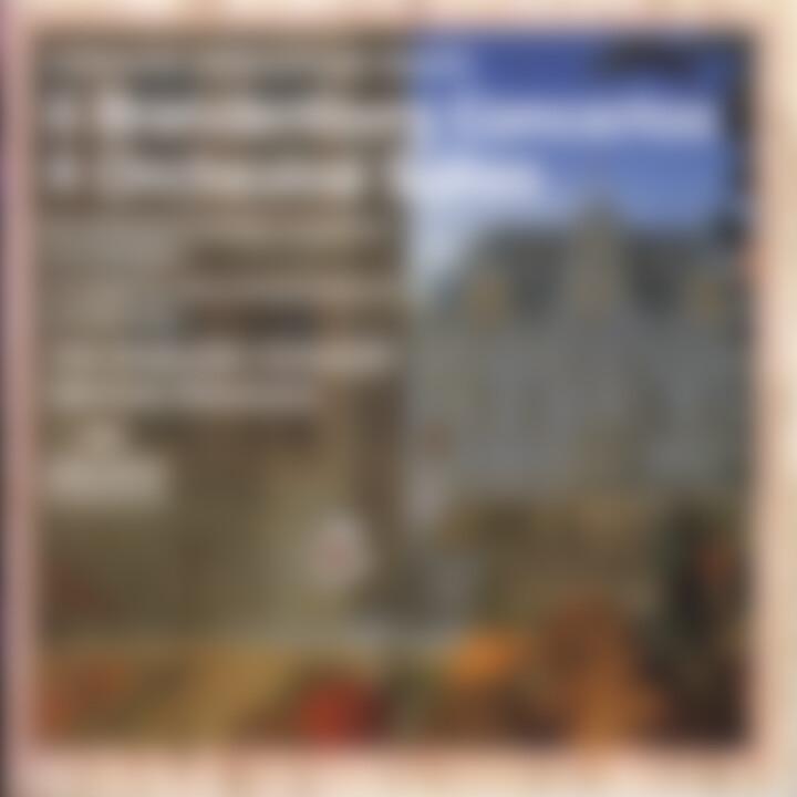 Bach: Brandenburg Concertos; Orchestral Suites 0028942349223