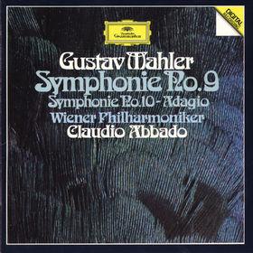 Gustav Mahler, Sinfonien Nr. 9 D-dur & Nr. 10, 00028942356429
