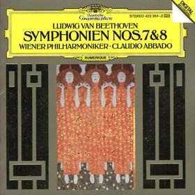 Ludwig van Beethoven, Sinfonien Nr. 7 A-dur op. 92 & Nr. 8 F-dur op. 93, 00028942336421