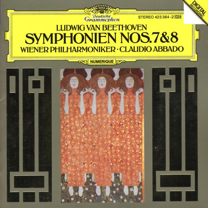 Sinfonien Nr. 7 A-dur op. 92 & Nr. 8 F-dur op. 93 0028942336423