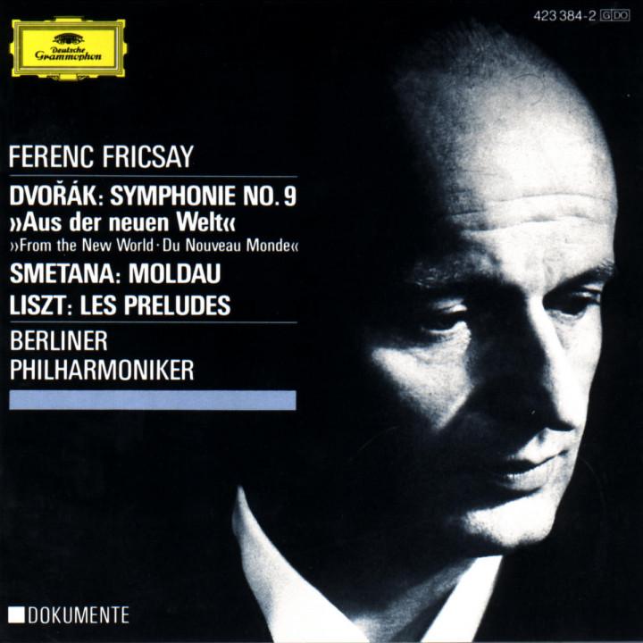 """Les Preludes; Die Moldau; Sinfonie Nr. 9 """"Aus der Neuen Welt"""" 0028942338425"""