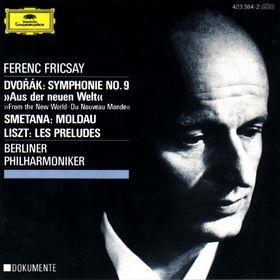 Franz Liszt, Les Preludes, Die Moldau, Sinfonie Nr. 9 Aus der Neuen Welt, 00028942338425