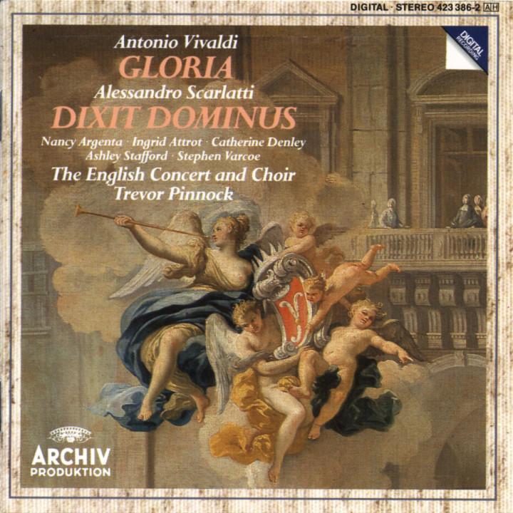 Dixit Dominus; Gloria 0028942338621