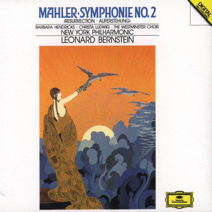 "Mahler: Symphony No.2 ""Resurrection"" 0028942339529"
