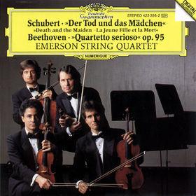 Franz Schubert, Der Tod und das Mädchen, 00028942339828