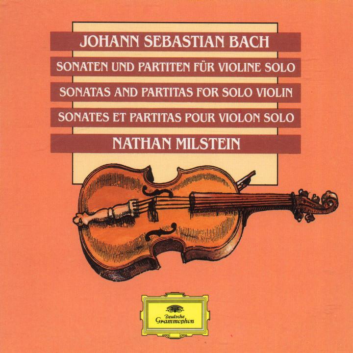 Sonaten und Partiten für Violine solo BWV 1001-1006 0028942329423