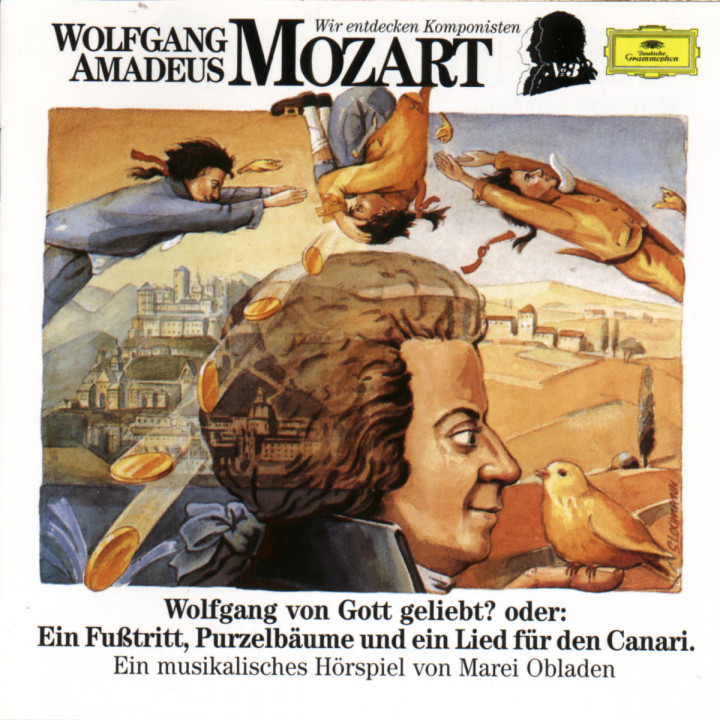 Wir Entdecken Komponisten - Wolfgang Amadeus Mozart No.3 0028942335525