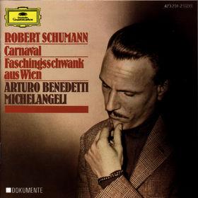 Robert Schumann, Carnaval, Faschingsschwank aus Wien, 00028942323124