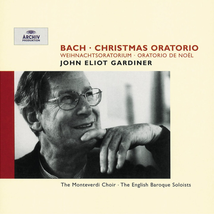 Bach, J.S.: Christmas Oratorio 0028942323221