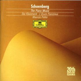 Arnold Schoenberg, Das Klavierwerk, 00028942324923