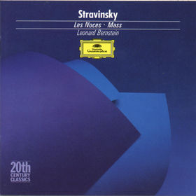 Igor Strawinsky, Les Noces; Messe, 00028942325128
