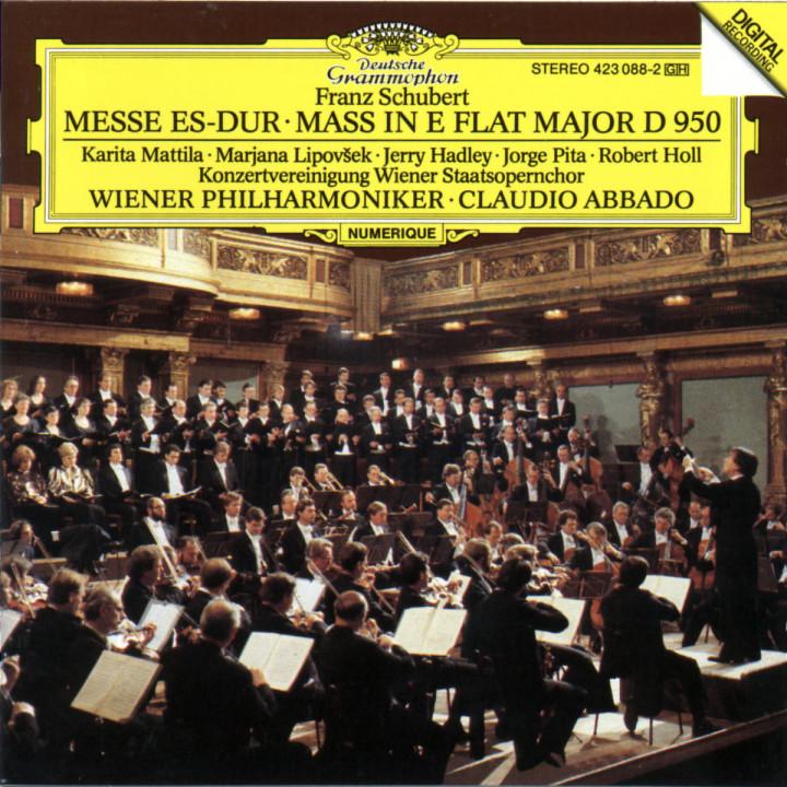 Messe Nr. 6 Es-dur D 950 0028942308828