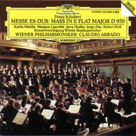 Franz Schubert, Messe Nr. 6 Es-dur D 950, 00028942308824