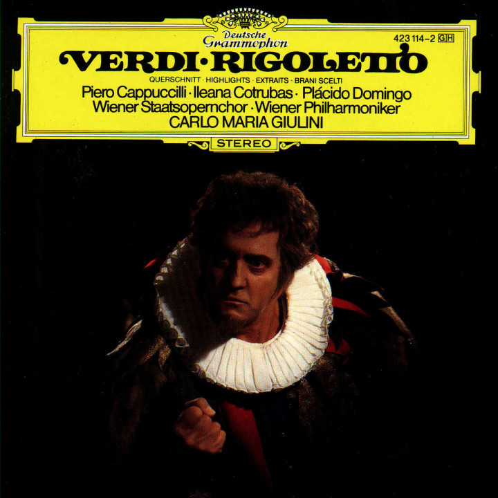 Rigoletto (Auszüge) 0028942311422