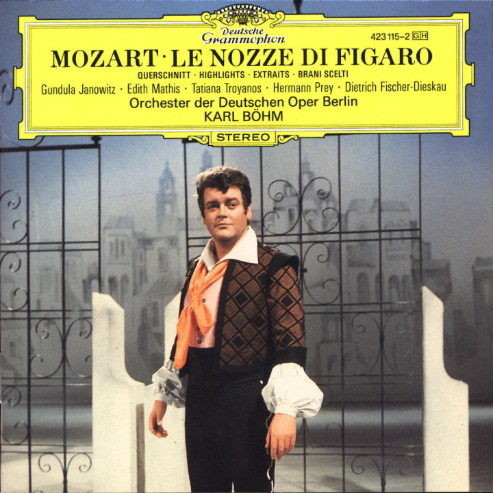 Mozart: Le nozze di Figaro - Highlights 0028942311525
