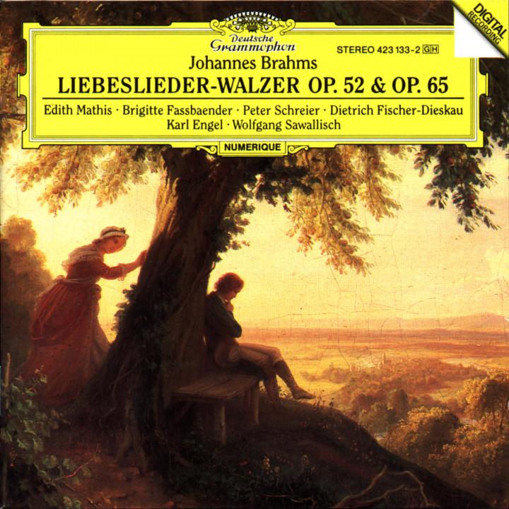 Liebeslieder-Walzer op. 52 und op. 65 0028942313321