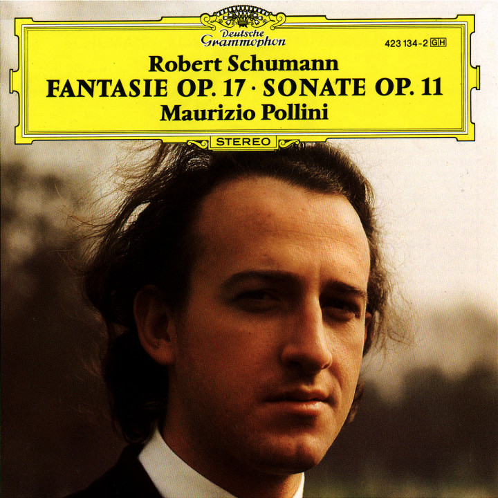 Schumann: Sonata for Piano Op.11; Fantasia Op.17 0028942313424