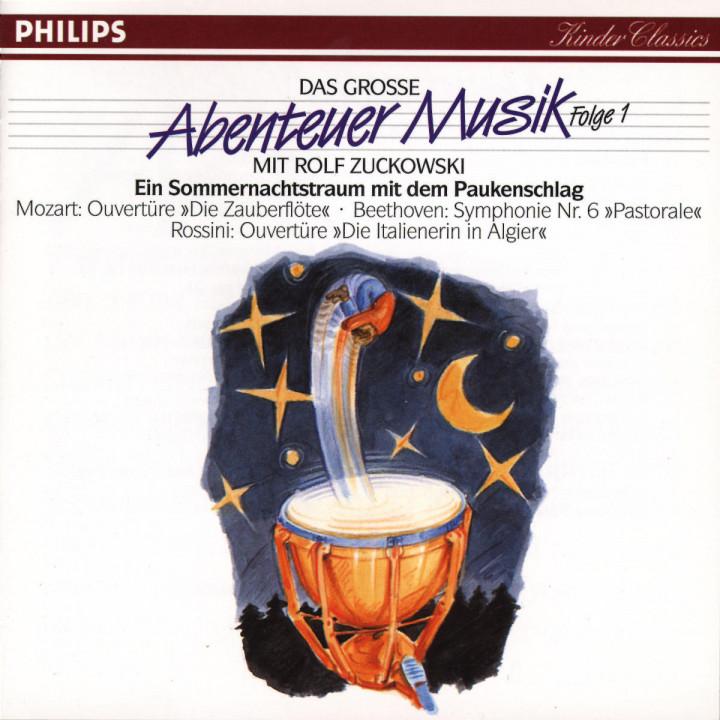 Das Grosse Abenteuer Musik Mit Rolf Zuckowski - Vol.1 0028942298721