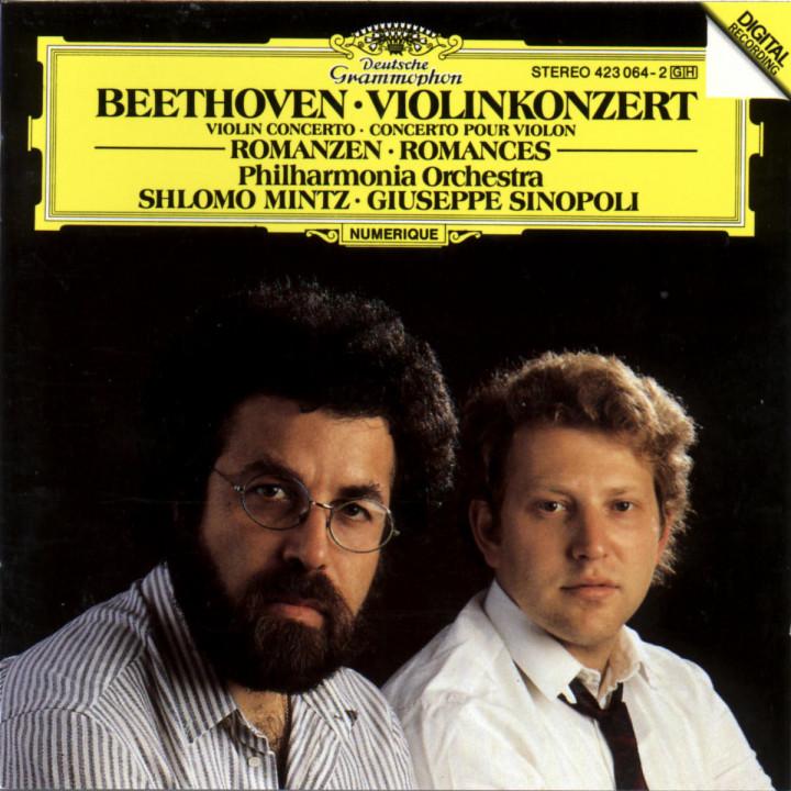 Beethoven: Violin Concerto; Romances 0028942306424