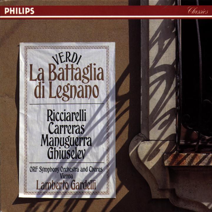La Battaglia di Legnano 0028942243525