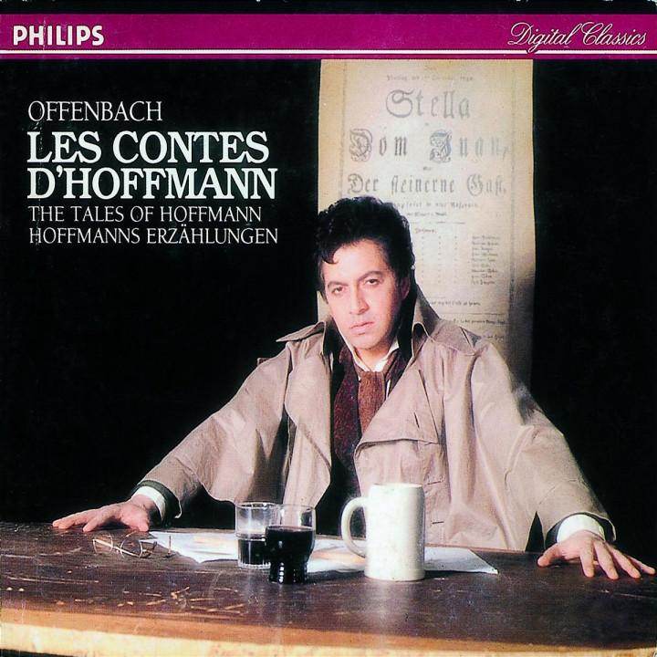 Les Contes d'Hoffmann 0028942237423