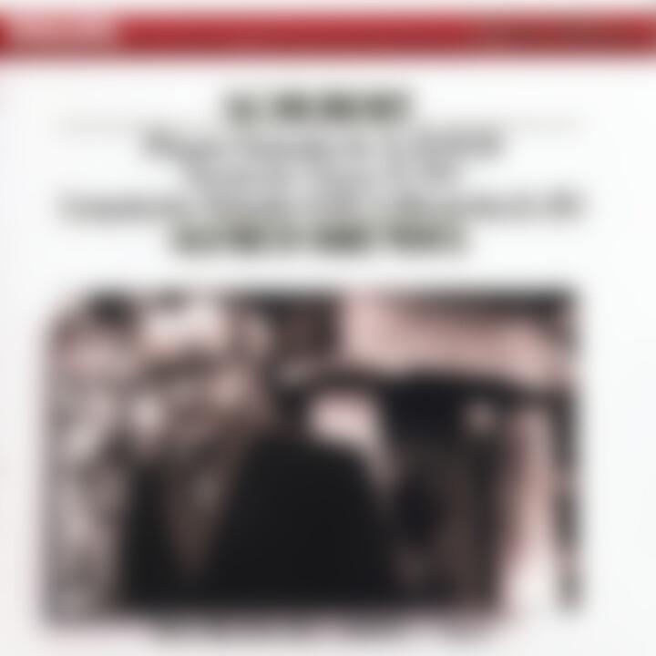 Schubert: Piano Sonata in A, D.959/No.20; Hungarian Melody; 16 German Dances etc. 0028942222920