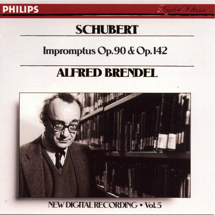 Schubert: Impromptus D899; Impromptus D935 0028942223725