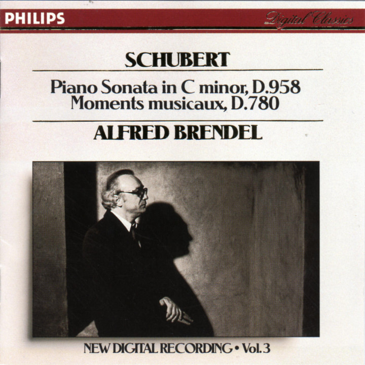 Schubert: Piano Sonata In C minor, D958; 6 Moments Musicaux, D.780 0028942207620