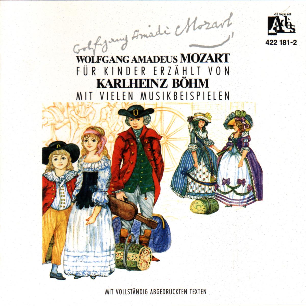 Klassik Für Kinder Erzählt Von Karlheinz Böhm Musik