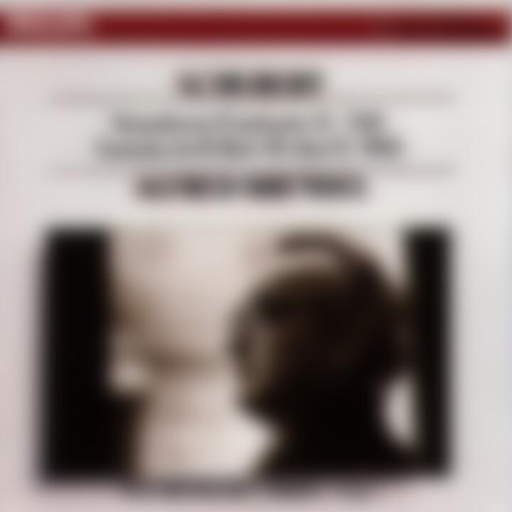 "Schubert: Piano Sonata in  flat, D.960/ ""Wanderer"" Fantasie, D.760 0028942206227"