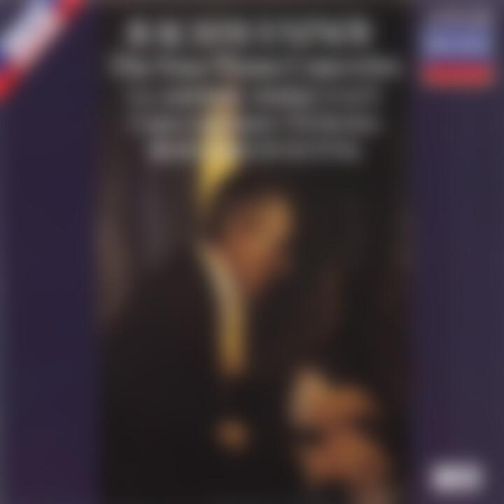 Rachmaninov: Piano Concertos Nos. 1-4 0028942159028