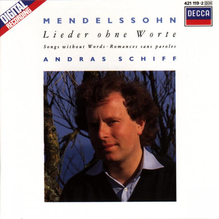 Mendelssohn: Lieder ohne Worte 0028942111925