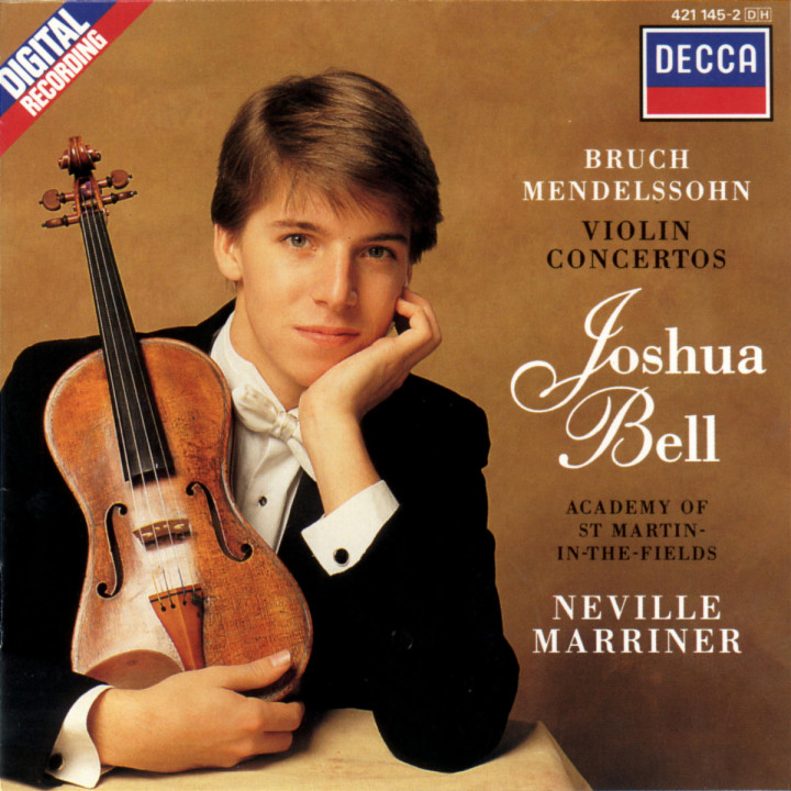 Bruch: Violin Concerto No.1 / Mendelssohn: Violin Concerto 0028942114526