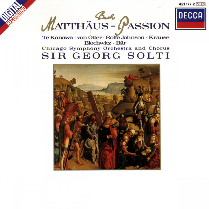 Matthäus-Passion 0028942117725