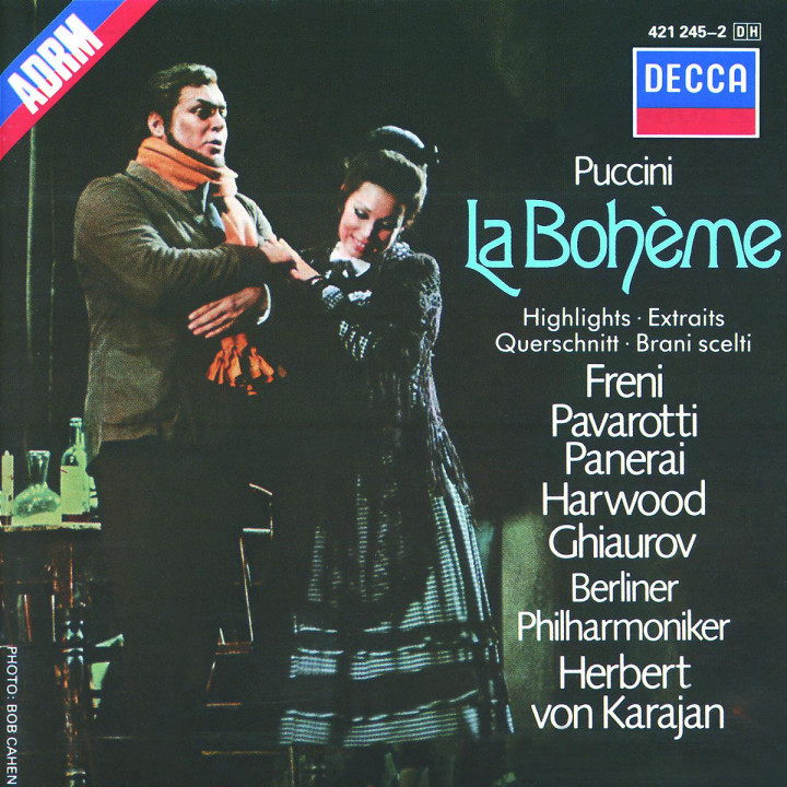 Puccini: La Bohème - Highlights 0028942124529