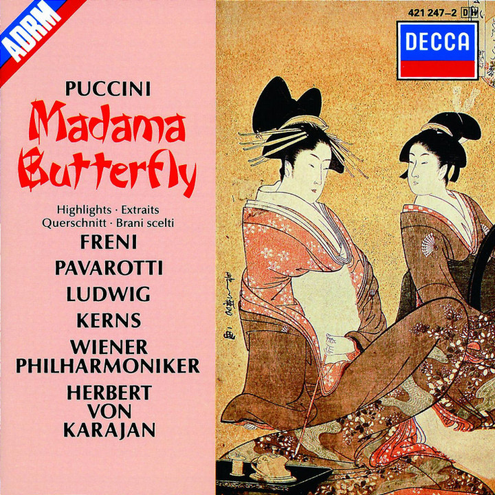 Puccini: Madama Butterfly - Highlights 0028942124725