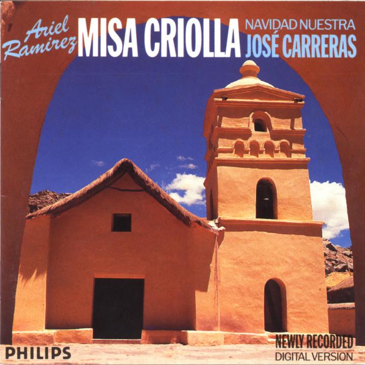 Ramirez: Missa Criolla; Navidad Nuestra; Navidad en Verano 0028942095520