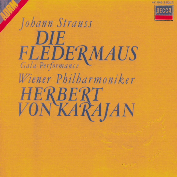 Strauss II, J.: Die Fledermaus - Gala Performance 0028942104626