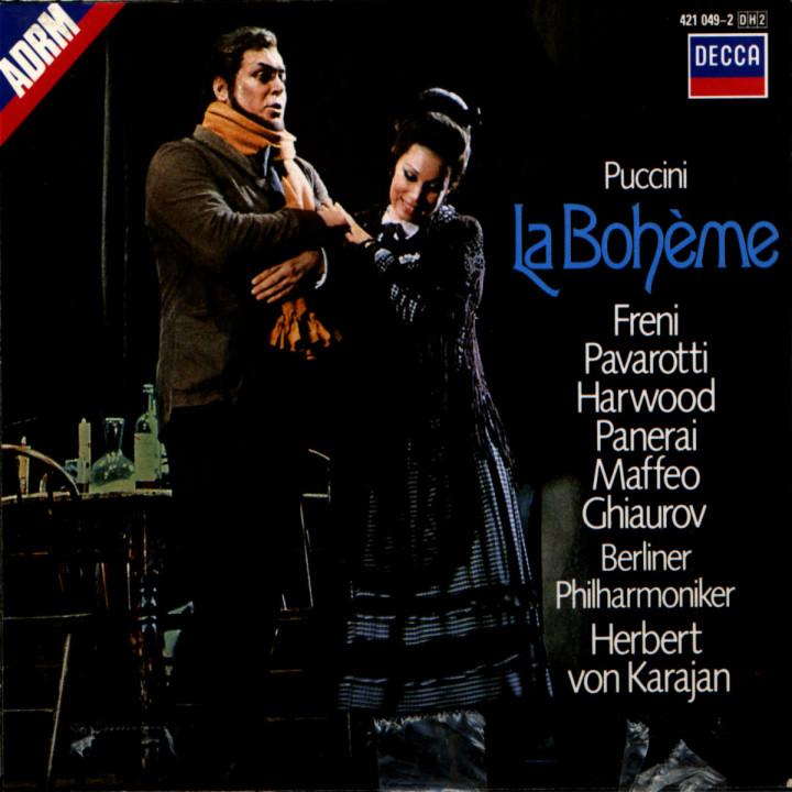 Puccini: La Bohème 0028942104925