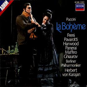 Die Berliner Philharmoniker, Puccini: La Bohème, 00028942104921